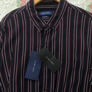 Zara long-sleeved shirt